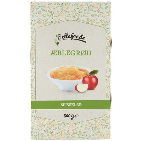 Kalorier i Bellafonde Æblegrød Spiseklar