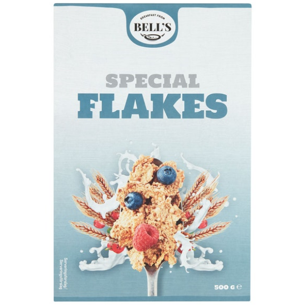 Kalorier i Bell's Special Flakes