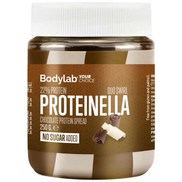 Kalorier i Bodylab Duo Swirl Proteinella