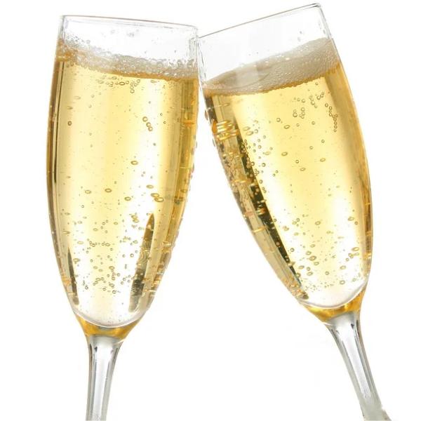 Kalorier i Champagne
