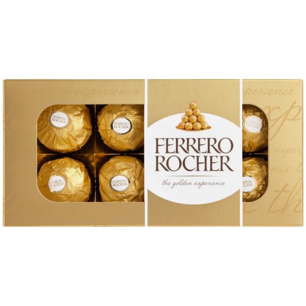 Kalorier i Ferrero Rocher