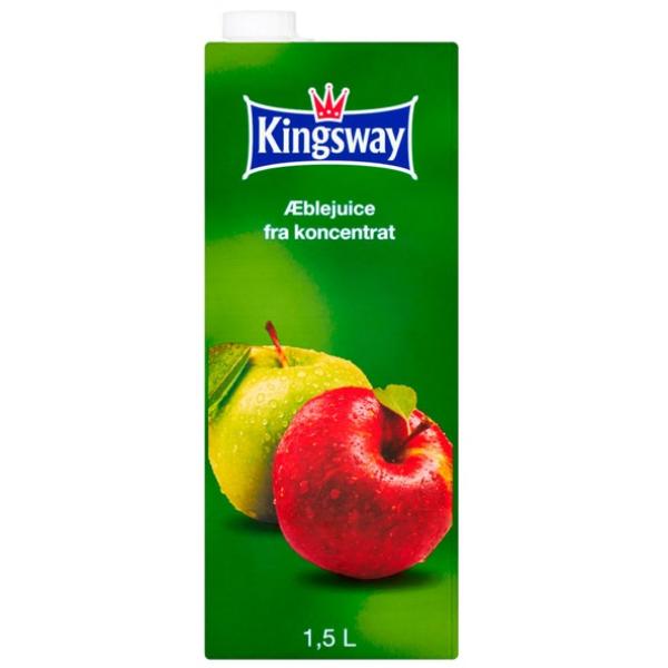 Kalorier i Kingsway Æblejuice fra Koncentrat