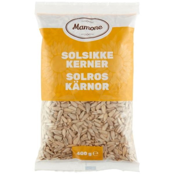 Kalorier i Mamone Solsikkekerner