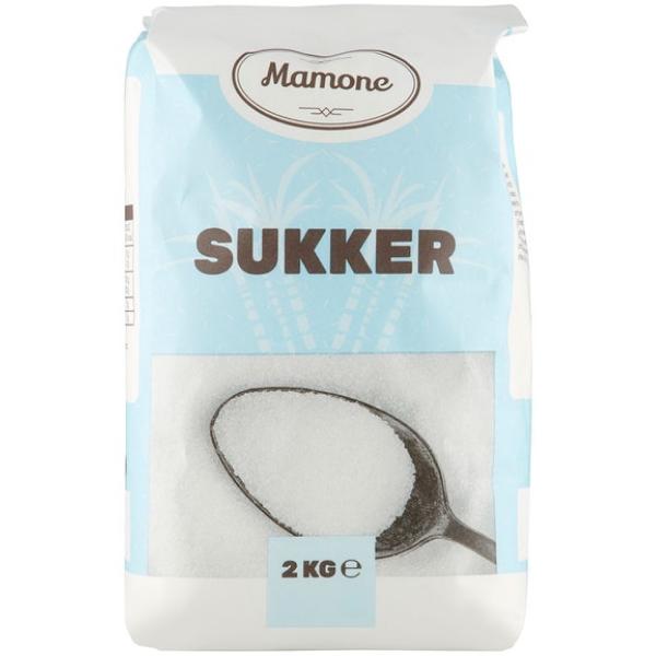 Kalorier i Mamone Sukker