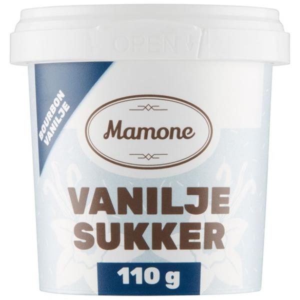 Kalorier i Mamone Vaniljesukker