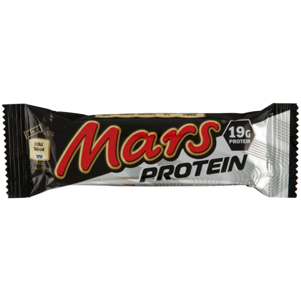 Kalorier i Mars Proteinbar