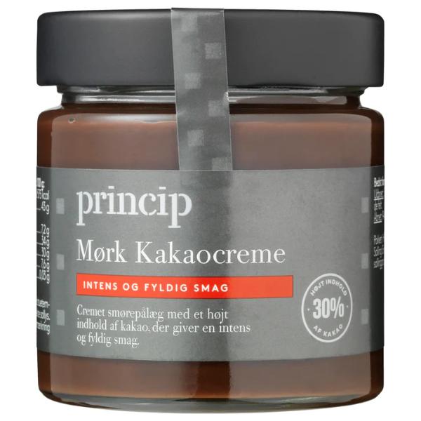 Kalorier i Princip Mørk Kakaocreme
