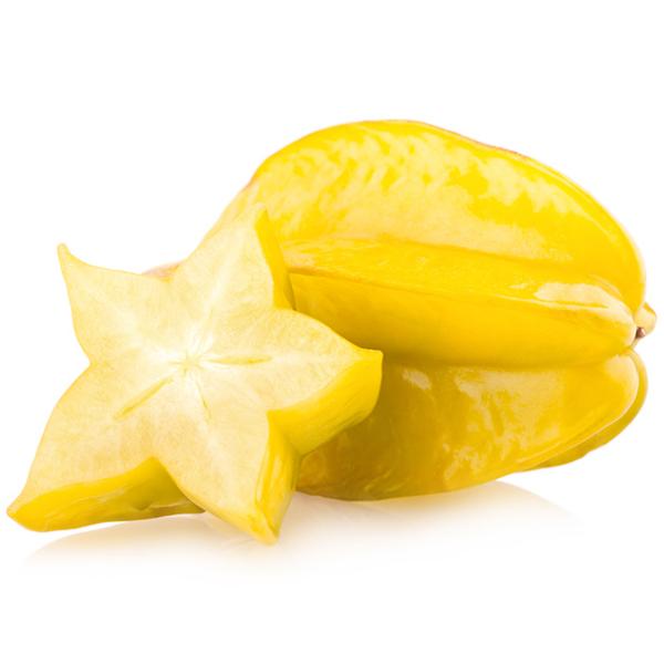 Kalorier i Stjernefrugt