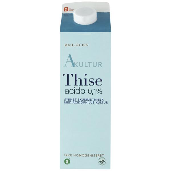 Kalorier i Thise Acido 0,1% Akultur