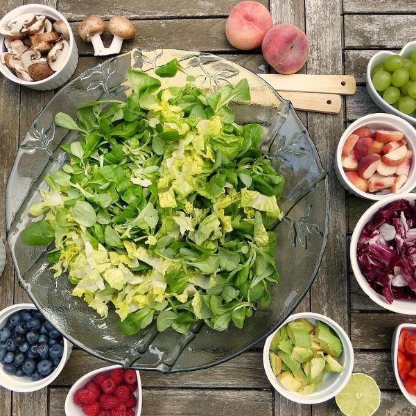 Beregn energitæthed i en fødevare