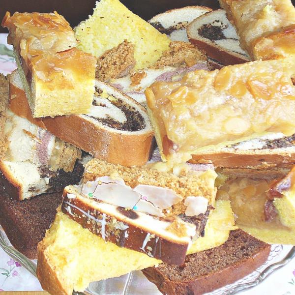 Kalorier i Hjemmebagt Kage (alle slags)