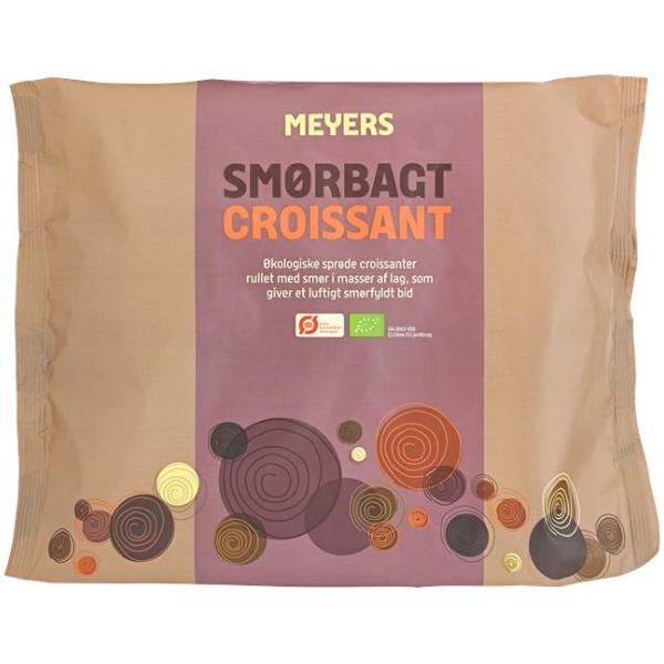 Kalorier i Meyers Smørbagt Croissant