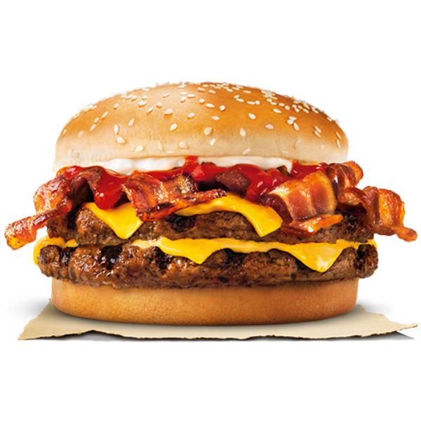 Kalorier i Burger King Bacon King