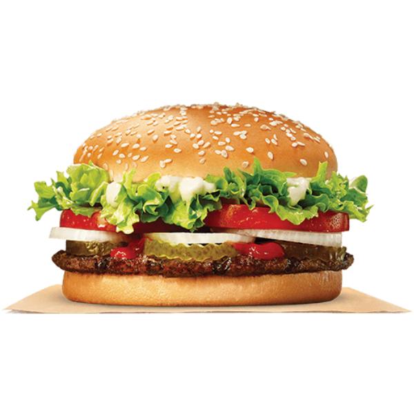 Kalorier i Burger King Whopper