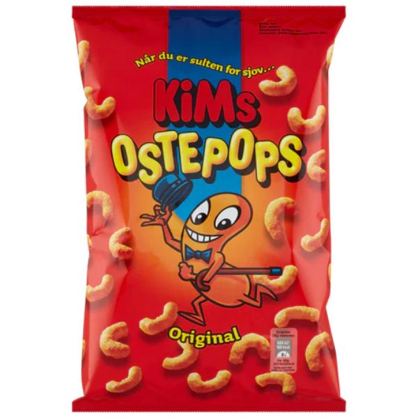 Kalorier i KiMs Ostepops Original
