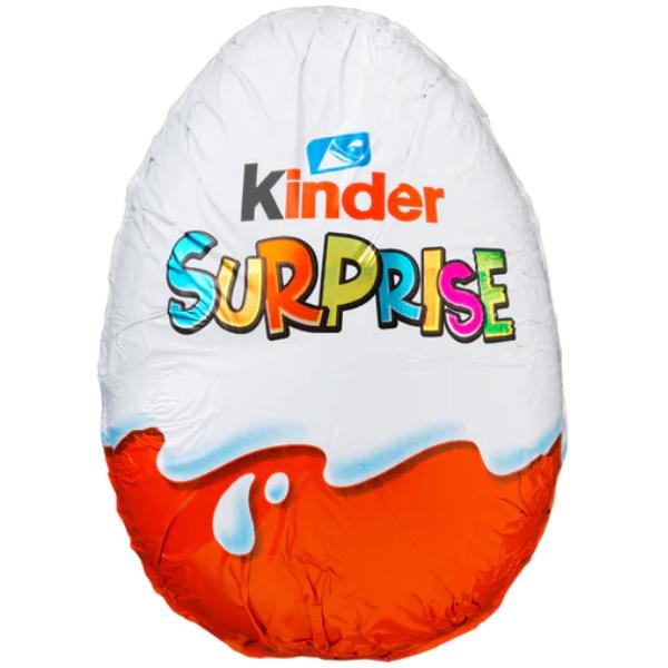 Kalorier i Kinder Æg Surprise