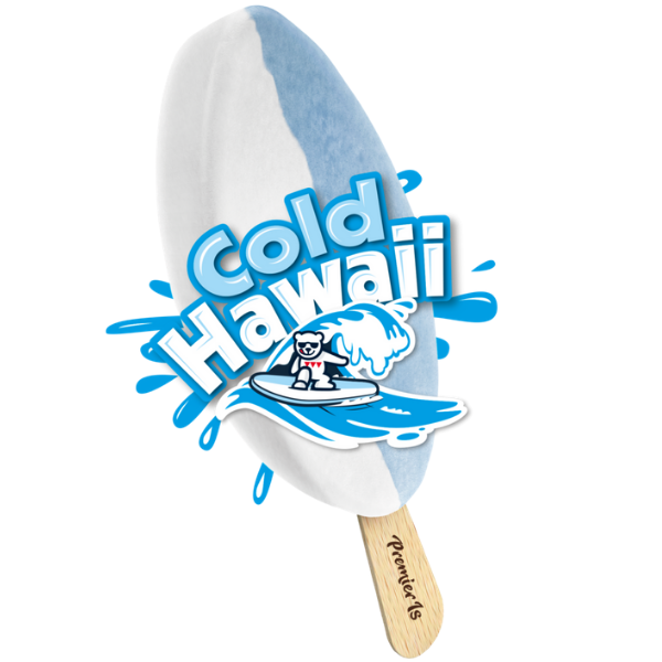 Kalorier i Premier Is Cold Hawaii
