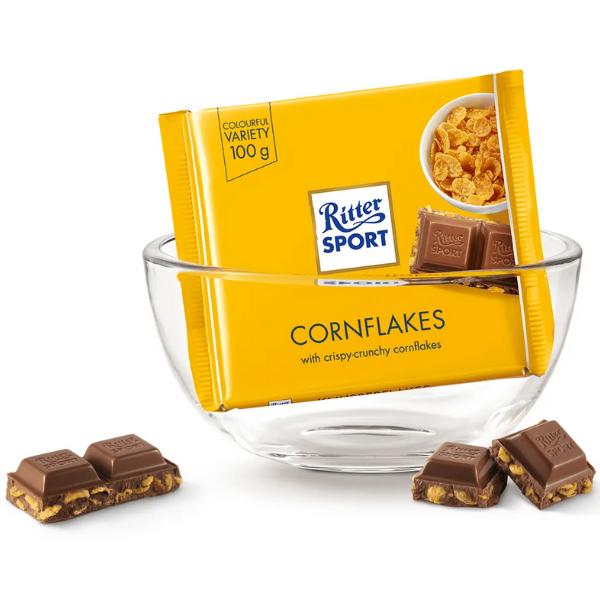 Kalorier i Ritter Sport Cornflakes